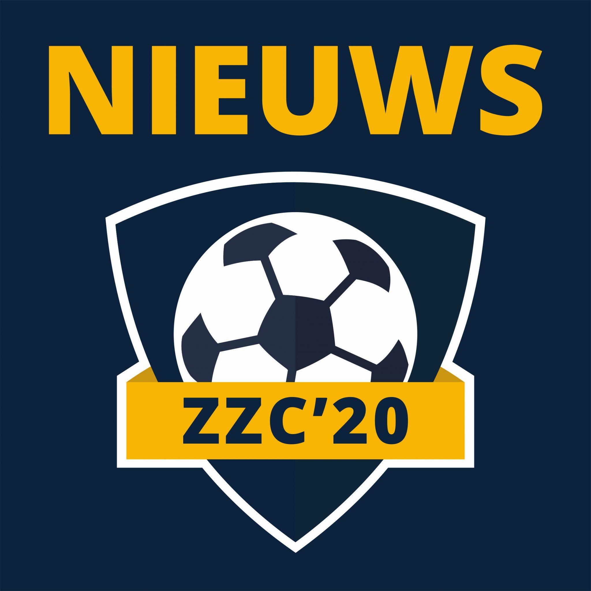 Aangepast trainingsschema ZZC'20 geldend per 6 april 2021